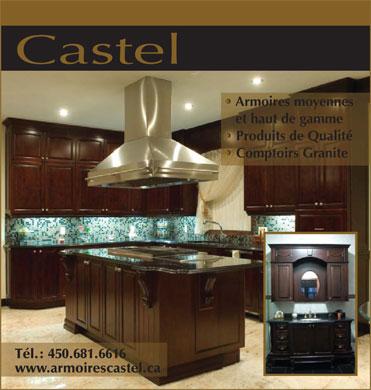Armoires De Cuisine Castel