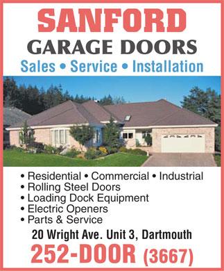 Garage door parts, hardware, & accessories by the Overhead Garage