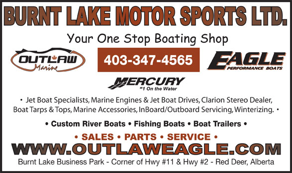Winterizing an outboard motor with the Boat on the Trailer