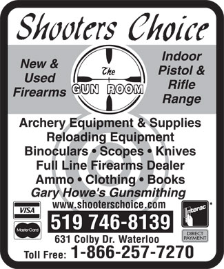 Shooters Choice (1-866-257-7270) - Annonce illustrée======= - ull ine ire rms e ler ull ine ire rms e ler ull ine ire rms e ler ull ine ire rms e ler ull ine ire rms e ler ull ine ire rms e ler ull ine ire rms e ler ull ine ire rms e ler in cul rs Scpes nies in cul rs Scpes nies in cul rs Scpes nies in cul rs Scpes nies in cul rs Scpes nies in cul rs Scpes nies in cul rs Scpes nies elin Equipment elin Equipment elin Equipment elin Equipment elin Equipment elin Equipment Archery Equipment & Supplies Archery Equipment & Supplies Archery Equipment & Supplies Archery Equipment & Supplies e e e e & New & Amm lthin s Amm lthin s Amm lthin s Amm lthin s Amm lthin s Amm lthin s Amm lthin s www.shooterschoice.comwww.shooterschoice.comwww.shooterschoice.comwww.shooterschoice.com o r. teroo o