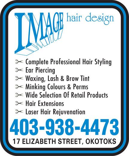 Image Hair Design (403-938-4473) - Annonce illustrée======= -