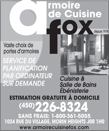 301 moved permanently for Armoire cuisine quebec