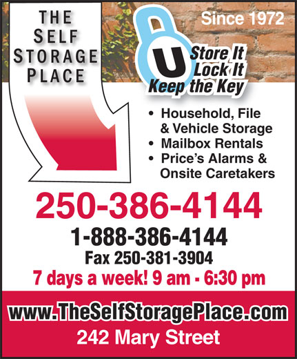 Ads Self Storage Place