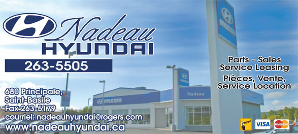 Nadeau Hyundai