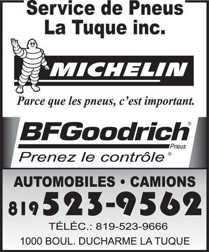 Unipneu 1000 boul ducharme la tuque qc for Garage ad pneu