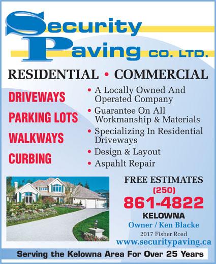 Ads Security Paving Co Ltd