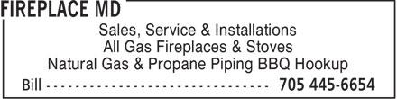 Ads Fireplace MD
