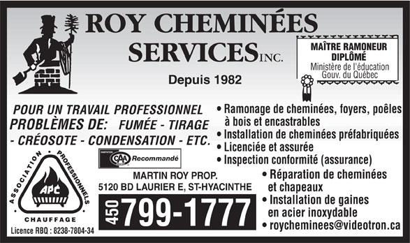 roy chemin es services inc 5120 boul laurier e saint hyacinthe qc. Black Bedroom Furniture Sets. Home Design Ideas