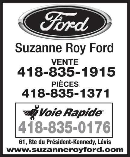 Concessionnaire Ford Levis