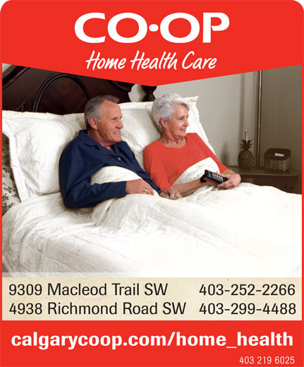 Calgary Co Op Home Health Care Ltd