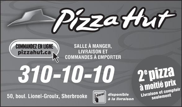 Pizza Hut (310-1010) - Display Ad -