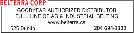 Belterra Corp Winnipeg Mb 44 Bunting St Canpages