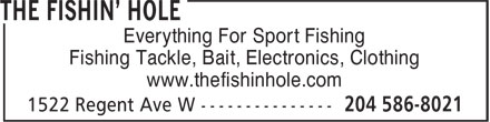 Ads The Fishin' Hole