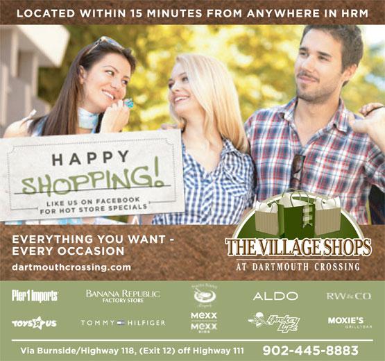 Dartmouth Crossing (902-445-8883) - Display Ad -