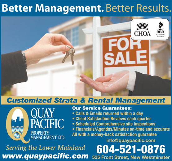 Property Management Ads Ads Quay Pacific Property