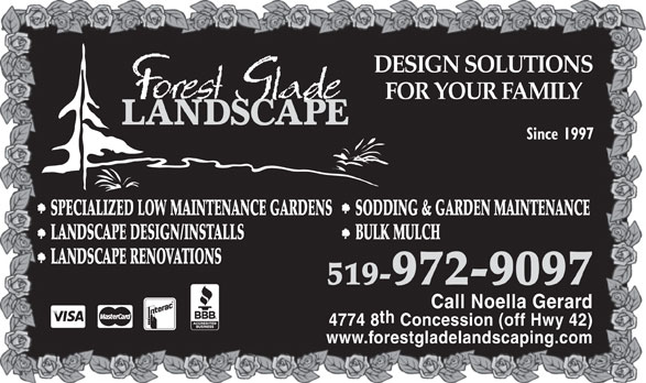 Ads Forest Glade Landscaping & Garden Centre Ltd