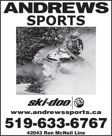 Andrew Sports St Thomas On 42043 Ron Mcneil Line