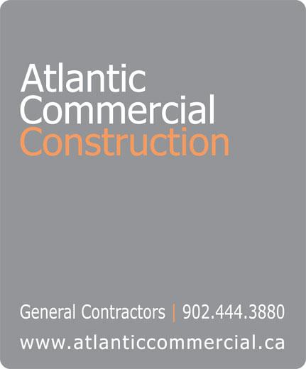 Atlantic Commercial Construction Ltd (902-444-3880) - Annonce illustrée======= -