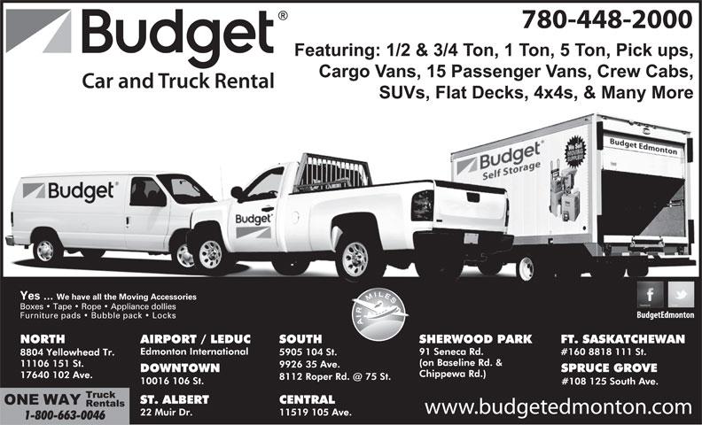 budget car and truck rental. Black Bedroom Furniture Sets. Home Design Ideas