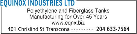 Ads Equinox Industries Ltd