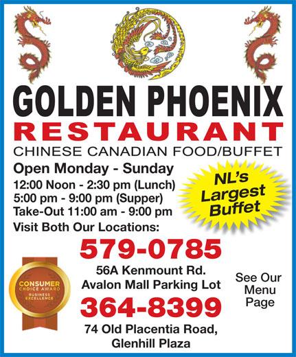 Best Chinese Food Restaurant St John S Nl