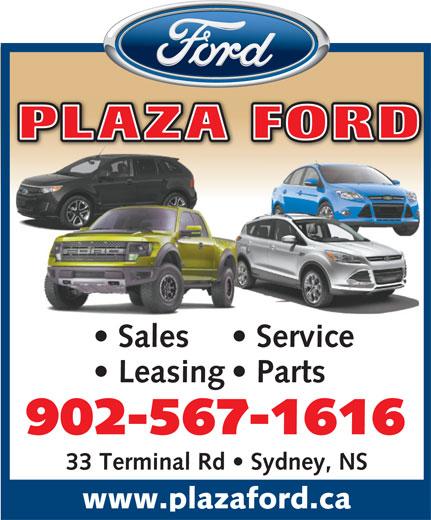 Ford Leasing: 33 Terminal Rd, Sydney, NS