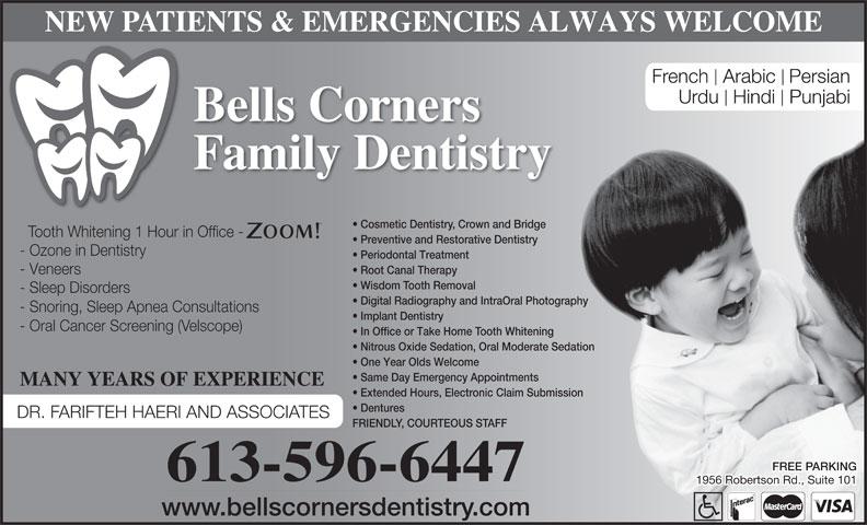 Emergency Dental Care In Bells Corners