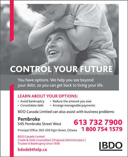 BDO Canada (613-732-7900) - Display Ad -