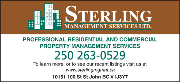 Ads Sterling Management Services Ltd