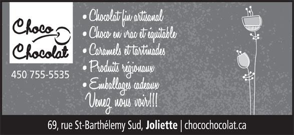Ads Choco Chocolat