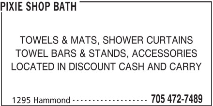 Ads Pixie Shop Bath