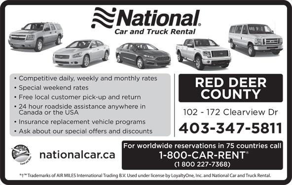 Car Rental Red Deer Ab