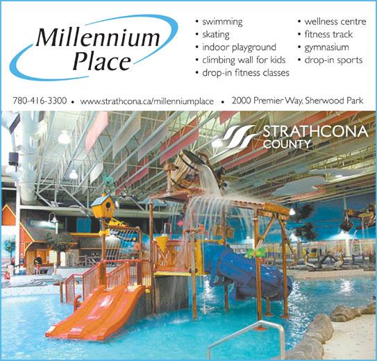Millennium Place (780-416-3300) - Display Ad -