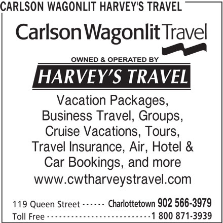 Carlson Wagonlit Business Travel Phone Number
