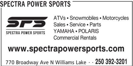 Ads Spectra Power Sports