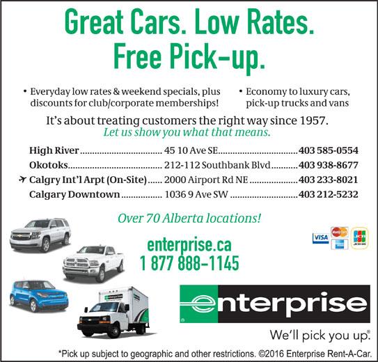 Enterprise Car Rental Sherbrooke Quebec
