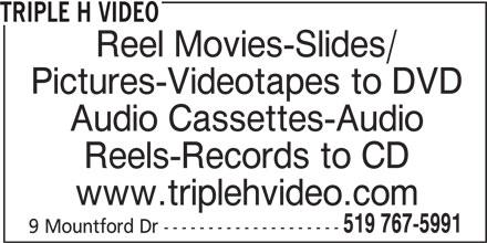 Ads Triple H Video
