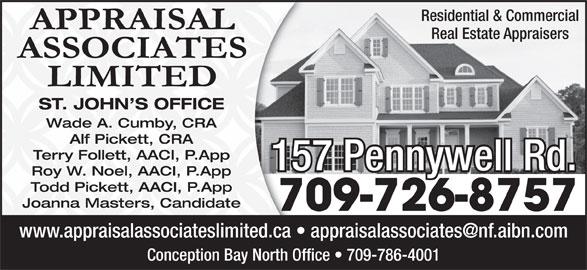 Ads Appraisal Associates Ltd