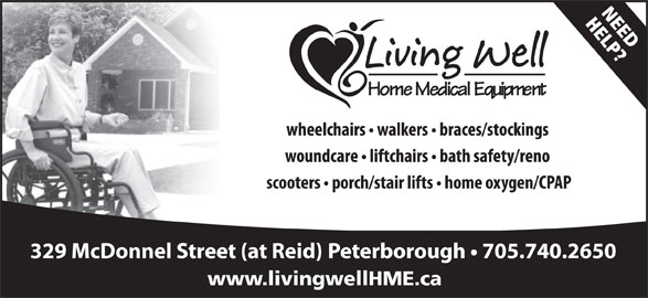 Medichair Home Medical Equipment Peterborough On 329