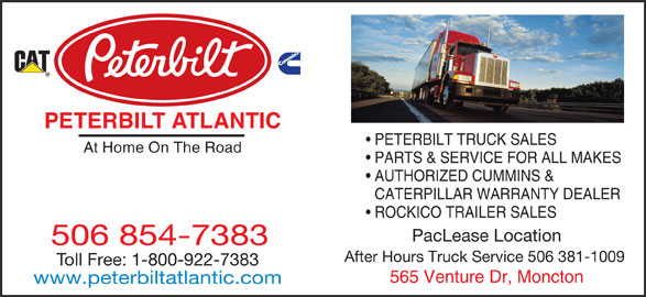 Ads Peterbilt Atlantic