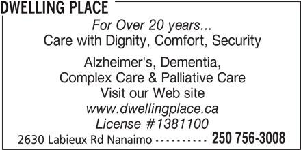 Ads Dwelling Place