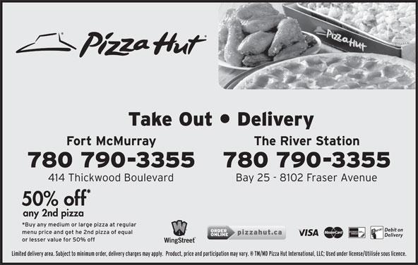 Pizza Hut (780-790-3355) - Display Ad -