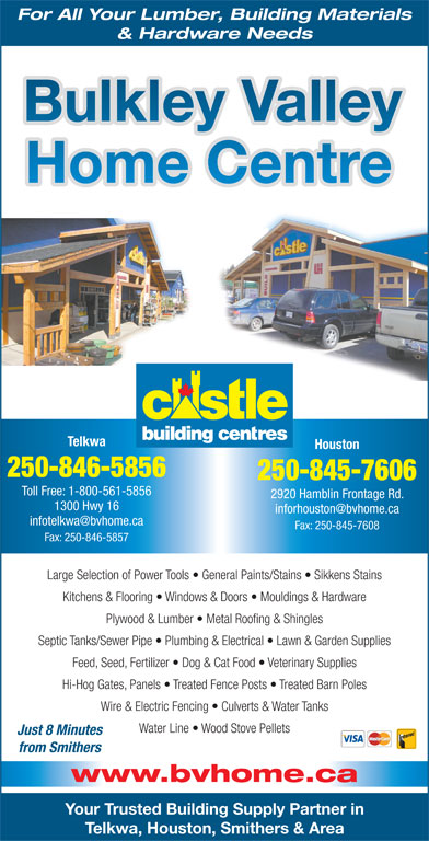 Bulkley Valley Home Centre