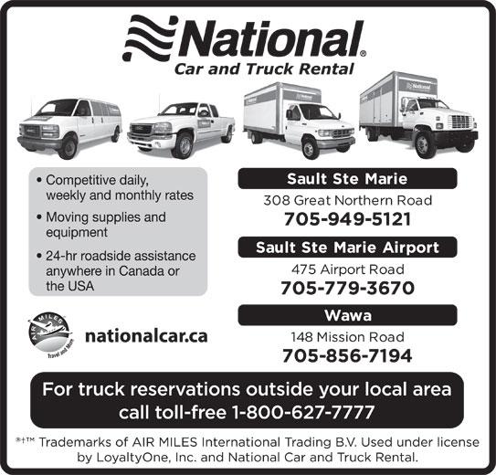 Car Rental Sault Ste Marie Canada