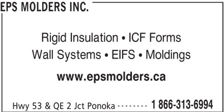 Ads EPS Molders Inc