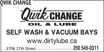 Qwik lube coupons