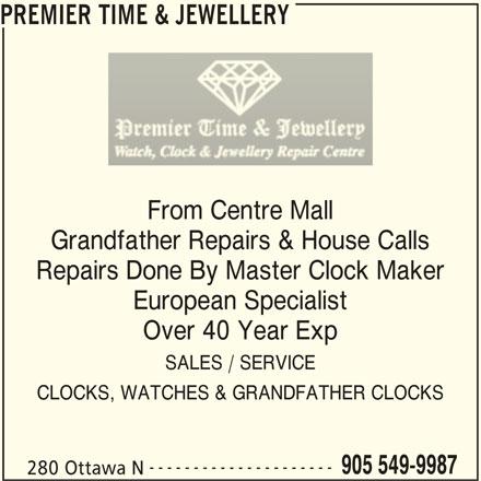 Ads Premier Time & Jewellery