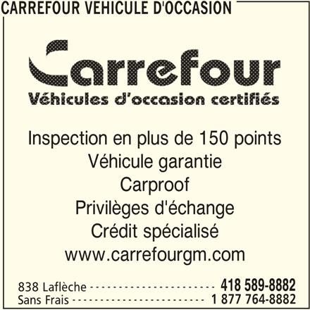 Ads Optimum Vehicule D'Occasion