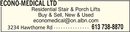 Ads Econo-Medical Ltd