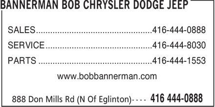 Bannerman Bob Chrysler Dodge Jeep (416-444-0888) - Display Ad - SALES .................................................416-444-0888 SERVICE .............................................416-444-8030 PARTS ................................................416-444-1553 www.bobbannerman.com  SALES ÿÿÿÿÿÿÿÿÿÿÿÿÿÿÿÿÿÿÿÿÿÿÿÿÿÿÿÿÿÿÿÿÿÿÿÿÿÿÿÿÿÿÿÿÿÿÿÿÿ416-444-0888 SERVICE ÿÿÿÿÿÿÿÿÿÿÿÿÿÿÿÿÿÿÿÿÿÿÿÿÿÿÿÿÿÿÿÿÿÿÿÿÿÿÿÿÿÿÿÿÿ416-444-8030 PARTS ÿÿÿÿÿÿÿÿÿÿÿÿÿÿÿÿÿÿÿÿÿÿÿÿÿÿÿÿÿÿÿÿÿÿÿÿÿÿÿÿÿÿÿÿÿÿÿÿ416-444-1553 www.bobbannerman.com  SALES .................................................416-444-0888 SERVICE .............................................416-444-8030 PARTS ................................................416-444-1553 www.bobbannerman.com  SALES ÿÿÿÿÿÿÿÿÿÿÿÿÿÿÿÿÿÿÿÿÿÿÿÿÿÿÿÿÿÿÿÿÿÿÿÿÿÿÿÿÿÿÿÿÿÿÿÿÿ416-444-0888 SERVICE ÿÿÿÿÿÿÿÿÿÿÿÿÿÿÿÿÿÿÿÿÿÿÿÿÿÿÿÿÿÿÿÿÿÿÿÿÿÿÿÿÿÿÿÿÿ416-444-8030 PARTS ÿÿÿÿÿÿÿÿÿÿÿÿÿÿÿÿÿÿÿÿÿÿÿÿÿÿÿÿÿÿÿÿÿÿÿÿÿÿÿÿÿÿÿÿÿÿÿÿ416-444-1553 www.bobbannerman.com  SALES .................................................416-444-0888 SERVICE .............................................416-444-8030 PARTS ................................................416-444-1553 www.bobbannerman.com  SALES .................................................416-444-0888 SERVICE .............................................416-444-8030 PARTS ................................................416-444-1553 www.bobbannerman.com  SALES ÿÿÿÿÿÿÿÿÿÿÿÿÿÿÿÿÿÿÿÿÿÿÿÿÿÿÿÿÿÿÿÿÿÿÿÿÿÿÿÿÿÿÿÿÿÿÿÿÿ416-444-0888 SERVICE ÿÿÿÿÿÿÿÿÿÿÿÿÿÿÿÿÿÿÿÿÿÿÿÿÿÿÿÿÿÿÿÿÿÿÿÿÿÿÿÿÿÿÿÿÿ416-444-8030 PARTS ÿÿÿÿÿÿÿÿÿÿÿÿÿÿÿÿÿÿÿÿÿÿÿÿÿÿÿÿÿÿÿÿÿÿÿÿÿÿÿÿÿÿÿÿÿÿÿÿ416-444-1553 www.bobbannerman.com  SALES .................................................416-444-0888 SERVICE .............................................416-444-8030 PARTS ................................................416-444-1553 www.bobbannerman.com  SALES .................................................416-444-0888 SERVICE .............................................416-444-8030 PARTS ................................................416-444-1553 www.bobbannerman.com  SALES .................................................416-444-0888 SERVICE .............................................416-444-8030 PARTS ................................................416-444-1553 www.bobbannerman.com  SALES ÿÿÿÿÿÿÿÿÿÿÿÿÿÿÿÿÿÿÿÿÿÿÿÿÿÿÿÿÿÿÿÿÿÿÿÿÿÿÿÿÿÿÿÿÿÿÿÿÿ416-444-0888 SERVICE ÿÿÿÿÿÿÿÿÿÿÿÿÿÿÿÿÿÿÿÿÿÿÿÿÿÿÿÿÿÿÿÿÿÿÿÿÿÿÿÿÿÿÿÿÿ416-444-8030 PARTS ÿÿÿÿÿÿÿÿÿÿÿÿÿÿÿÿÿÿÿÿÿÿÿÿÿÿÿÿÿÿÿÿÿÿÿÿÿÿÿÿÿÿÿÿÿÿÿÿ416-444-1553 www.bobbannerman.com  SALES .................................................416-444-0888 SERVICE .............................................416-444-8030 PARTS ................................................416-444-1553 www.bobbannerman.com